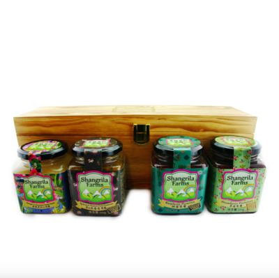 Jam & Honey Gift Set